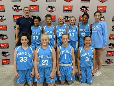 U12 Girl's Team at USJN National Hershey Showcase
